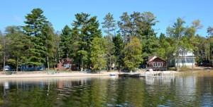 Northwoods Resort year-round lodging