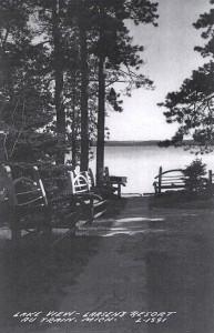historic Northwoods Resort