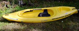 Vapor Kayak