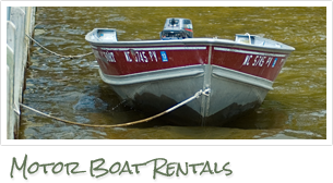 Motor Boat Rentals