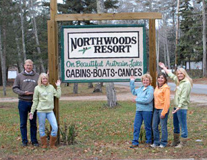 Northwoods Resort owners