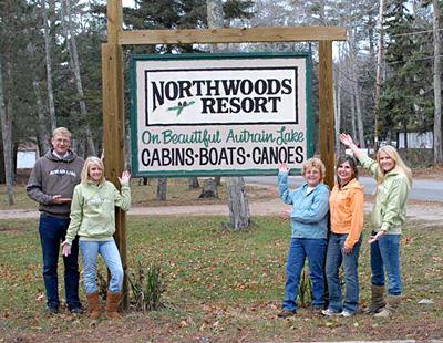 Contact Us Northwoods Resort Au Train Michigan