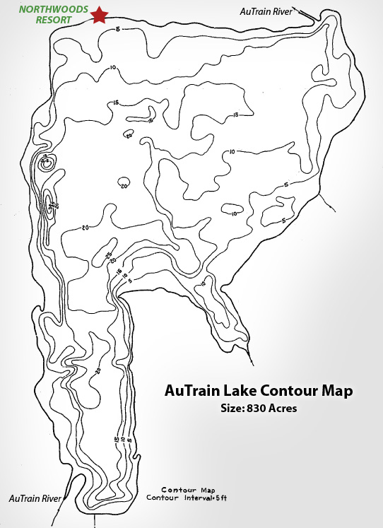 AuTrain Lake