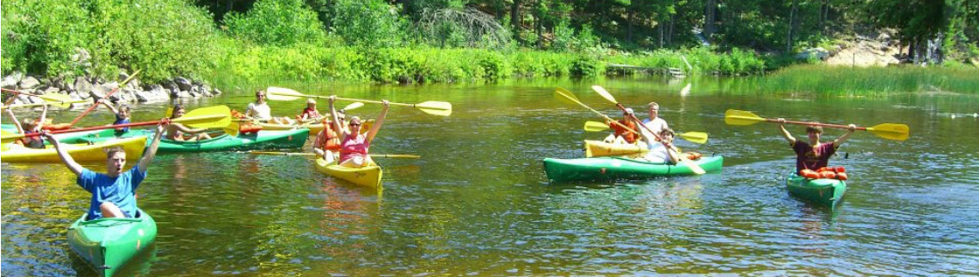 Canoe or Kayak the Au Train river