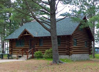 Lake Superior cottage
