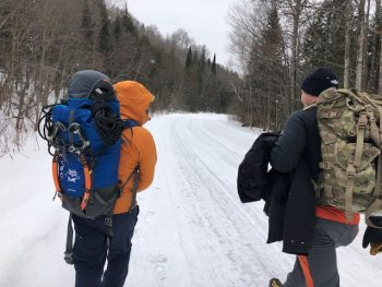 ice climbing guide service